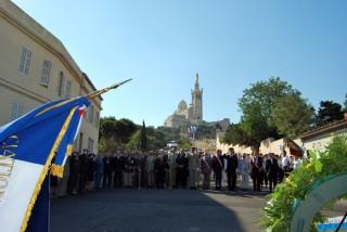 cérémonie commémoration libération de Marseille