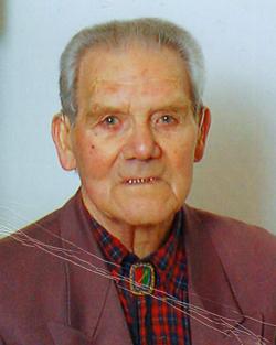 M. Marcel Patoux, Président de la section « Rhin et Danube » du Pays d'Arles