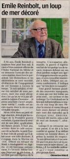 coupure La Provence – 11 juin 2013
